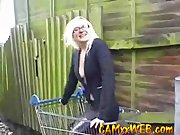 amateur teen blonde in public camxxweb