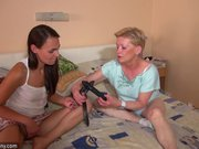 OldNanny Sexy lesbians girls compilation