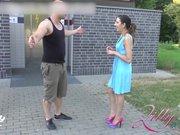Teen Anal Gangbang Threesome German Amateur