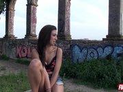 Frida Sante le encanta el sexo en publico