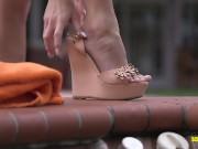 """SCREWBOX - Megan Rain and Abigail Mac in """"Finding Megan"""""""