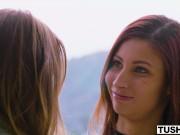 Jade Jantzen, Taylor Sands In Threesome