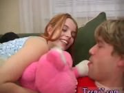 Little teen amateur anal Tanya gets her