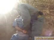 Police raid gangbang Kayla West was caught