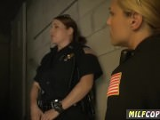 Fake cop orgasm and milf duddy's daughter