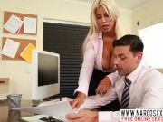 Conscientious Not-Mom Bridgette B In Stockings Dreams About Brutal Sex