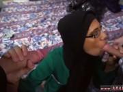 Arab girl big tits dancing Desperate Arab