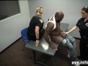 Milf teaches porn first time Milf Cops