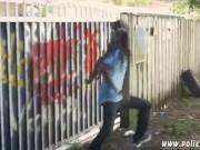 Milf swallows it Black artistry denied