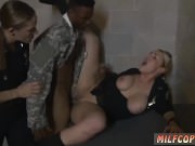 Milf eating pussy xxx Fake Soldier Gets